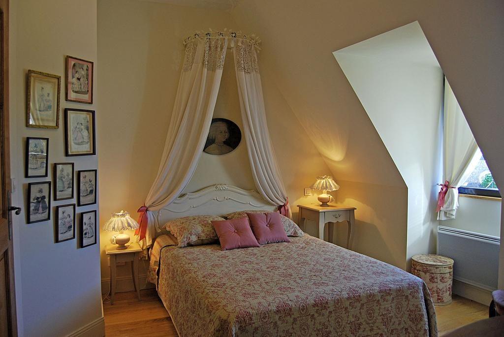 Das Toile-de-Jouy Zimmer